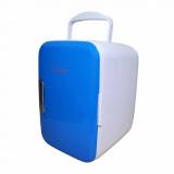 INHOMIE 4L 升級版冷暖兩用迷你小雪櫃 - 藍色 | 可車載或家用 | 極凍低至4度 | 香港行貨代理半年保養