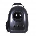 貓狗寵物太空包 | 寵物背囊 黑色