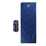 Naturehike LW180 四季通用輕巧迷你型睡袋 加大版 (NH16S004-L) - 藍色