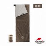 Naturehike LW180 四季通用輕巧迷你型睡袋 加大版 (NH21MSD09) - 棕紅色
