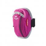 Naturehike 戶外運動防水透氣輕量臂包 (NH15Y007-B)   跑步臂袋 - 紫色
