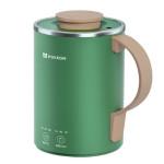 Mokkom 多功能萬用電煮杯(带茶隔)| 智能養生杯| 電熱水杯 - 草綠色 | 香港行貨