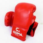 GOMA TGU3/K 拳套 | 成人拳擊泰拳手套 - 紅色