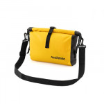 NatureHike 戶外乾濕分離防水袋 (NH19SB005) | 旅遊出行單肩包 斜挎包 衣服防水袋 - 黃色6L