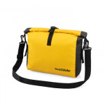NatureHike 戶外乾濕分離防水袋 (NH19SB005) | 旅遊出行單肩包 斜挎包 衣服防水袋 - 黃色15L