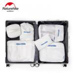 Naturehike 旅行收納袋六件套 (NH20SN005) | 旅遊便攜衣服鞋子行李收納包