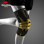 NatureHike 半月板支撐運動護膝 (NH20HJ005) | 髕骨保護護具 (單只裝) - L