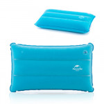NatureHike 戶外充氣枕頭露營旅行枕 (NH18F018-Z) - 天藍色
