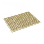 NatureHike XPE 戶外便攜摺疊坐墊 (NH20PJ025) | 耐磨防潮墊 - 卡其色