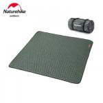 NatureHike 棉花絨保暖防潮墊 (NH20FCD11) | 戶外露營地墊野餐墊 - 大碼