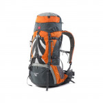NatureHike 75L行山登山背包 (NH70B070-B) | 防水大容量雙肩露營背囊 - 橙色