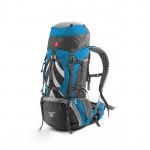 NatureHike 75L行山登山背包 (NH70B070-B) | 防水大容量雙肩露營背囊 - 藍色