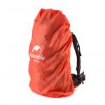 NatureHike 背包防雨罩 (NH15Y001-Z) | 登山包防水罩 - 橙色M 30-50L