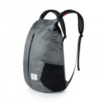 NatureHike DL05 25L戶外雙肩折疊背包 (NH18B510-B) | 超輕防水輕便旅行收納包 - 灰色