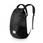 NatureHike DL05 25L戶外雙肩折疊背包 (NH18B510-B) | 超輕防水輕便旅行收納包 - 黑色