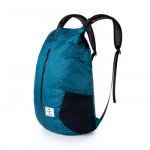 NatureHike DL05 25L戶外雙肩折疊背包 (NH18B510-B) | 超輕防水輕便旅行收納包 - 藍色