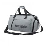 NatureHike 乾濕分離健身包 (NH19SN002) | 運動訓練包 游泳旅行大容量單肩手提包 - 灰色L