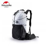 NatureHike ZT06防潑水背包 (NH19BB086) | XPAC系列戶外徒步登山旅行雙肩背包 - 白色