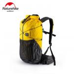 NatureHike ZT06防潑水背包 (NH19BB086) | XPAC系列戶外徒步登山旅行雙肩背包 - 黃色