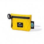 NatureHike ZT03 XPAC系列零錢包 (NH19BB083) | 旅行防潑水收納包 - 黃色