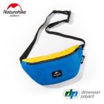 NatureHike ZT05 XPAC系列運動腰包 (NH19BB085) | 健身徒步戶外手機包 - 藍色