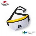 NatureHike ZT05 XPAC系列運動腰包 (NH19BB085) | 健身徒步戶外手機包 - 白色