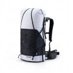 NatureHike ZT10 XPAC系列雙肩背包 (NH19BB090) | 防潑水超輕徒步露營登山背包 - 白色