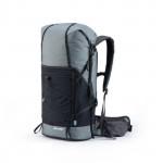 NatureHike ZT10 XPAC系列雙肩背包 (NH19BB090) | 防潑水超輕徒步露營登山背包 - 灰色