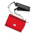 NatureHike ZT11 防潑水斜挎包 (NH19BB091) | 休閒旅行單肩包 征途XPAC系列 - 紅色