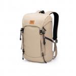 NatureHike B01 大容量休閒雙肩背包 (NH20BB003) | 戶外徒步旅行登山防潑水背包 - 卡其色