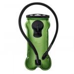NatureHike 3L 加厚PEVA 運動飲水袋 (NH30Y030-D) | 戶外跑步水袋 - 綠色