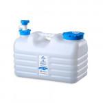 NatureHike 10L 戶外PE食品級儲水桶 (NH16S009-T) | 飲用水桶帶蓋儲水器 - 10L