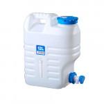 NatureHike 12L 戶外PE食品級儲水桶 (NH16S012-T) | 飲用水桶帶蓋儲水器 - 12L