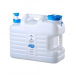 NatureHike 24L 戶外PE食品級儲水桶 (NH16S024-T) | 飲用水桶帶蓋儲水器 - 24L
