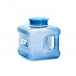 NatureHike 5L 戶外PC水桶帶蓋 (NH20SJ019) | 塑料飲用儲水桶 可裝沸水 - 5L