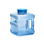 NatureHike 7.5L 戶外PC水桶帶蓋 (NH20SJ019) | 塑料飲用儲水桶 可裝沸水 - 7.5L