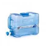 NatureHike 12L 戶外PC水桶帶蓋 (NH18S012-T) | 塑料飲用儲水桶 可裝沸水 - 12L