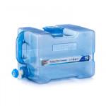NatureHike 19L 戶外PC水桶帶蓋 (NH18S018-T) | 塑料飲用儲水桶 可裝沸水 - 19L