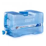 NatureHike 24L 戶外PC水桶帶蓋 (NH18S024-T) | 塑料飲用儲水桶 可裝沸水  - 24L
