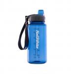 NatureHike 750ml 單手快開戶外水壺 (NH17S010-B) | 便攜騎行運動水瓶 健身水壺 - 寶藍色