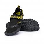 NatureHike 涉水沙灘鞋 (NH20FS022) | 水上活動防滑防割潛水鞋 浮潛鞋 - 黑色M碼 39-40