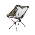 NatureHike Q9E 戶外摺疊月亮椅 (NH19JJ005) | 露營沙灘便攜釣魚椅 - 迷彩色