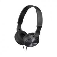 SONY 索尼 MDR-ZX310  線控式耳罩式耳機 - 黑色 | 香港行貨