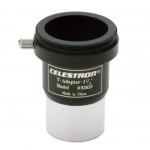 星特朗CELESTRON 相機轉接筒 T-Adaptor (M42螺紋/1.25英寸)  | 延長焦距套筒