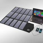 ALLPOWERS 100W 防水摺疊太陽能充電板   智能快充 可充手提電腦