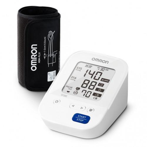 日本歐姆龍 Omron HEM-7156 手臂式電子血壓計 | 60組記憶 | 大尺寸硬式壓脈帶 | 香港行貨五年保養