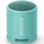 索尼 Sony SRS-XB13 Extra Bass 可攜式重低音防水無線藍牙喇叭揚聲器 淺藍色 SRS-XB13/LICE 香港行貨         - 淺藍