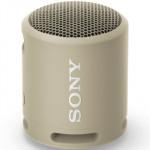 索尼 Sony SRS-XB13 Extra Bass 可攜式重低音防水無線藍牙喇叭揚聲器 灰褐色 SRS-XB13/CC E 香港行貨         - 灰褐色