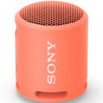 索尼 Sony SRS-XB13 Extra Bass 可攜式重低音防水無線藍牙喇叭揚聲器 珊瑚粉 SRS-XB13/PC E 香港行貨         - 珊瑚粉