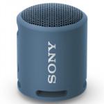 索尼 Sony SRS-XB13 Extra Bass 可攜式重低音防水無線藍牙喇叭揚聲器 藍色 SRS-XB13/LC E 香港行貨         - 藍色